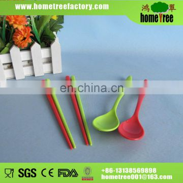 2014 new product chopstick and spoon set