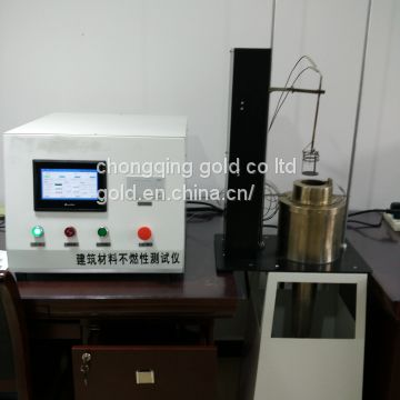 Non-Combustibility Tester for Building Material ISO 1182