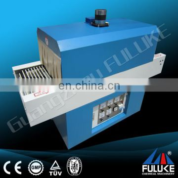 FULUKE Automatic PE film shrink wrapping machine for PET bottles