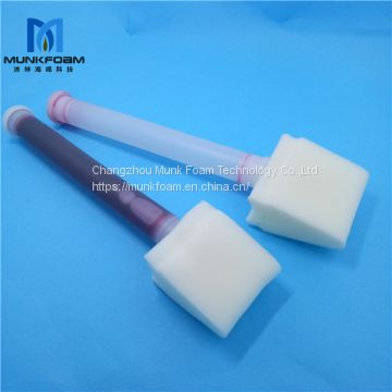 chemical painting brush