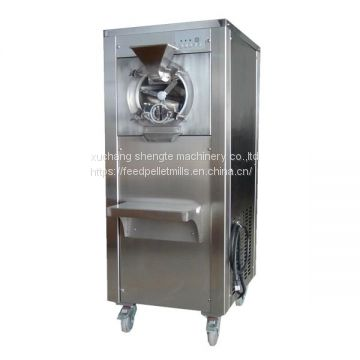 Commercial hard ice cream machine / ice cream freezer / gelato batch freezer