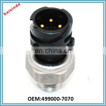 OEM 499000-7070 4990007070 Auto parts Fuel Rail Pressure Sensor SCV valve for