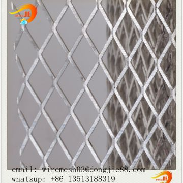 aluminum steel grating expanded metal sheets panel factory