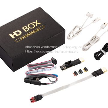 HD BOX Newest tools to unlock pin codes Back up / unlocking the pin password for Android iphone ipad EFI