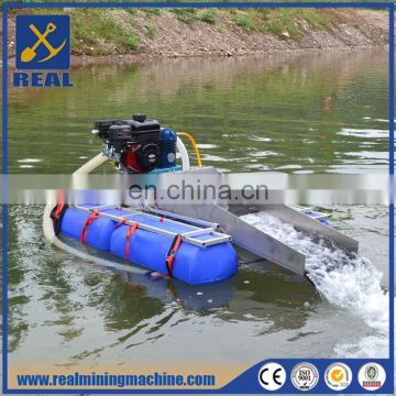 4 Inch gold mining equipment / dredger for sale