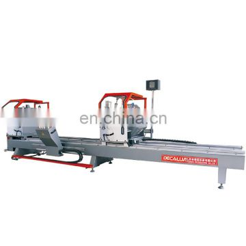 Aluminum Digital Display Double Head Cutting Saw LJZ2C-500*4200A