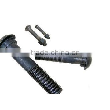 rail studs screw spikes for rail fastening system