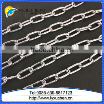 Zinc Plated DIN5685A Short Link Chain