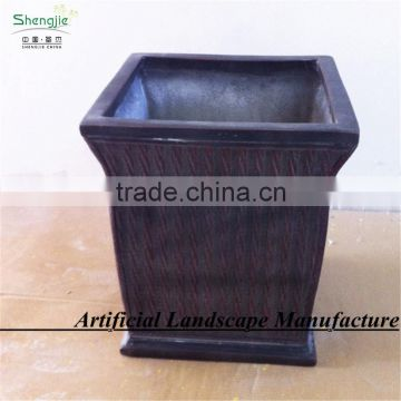 SAS16015 High Quality Flower Pottery Planter Pot