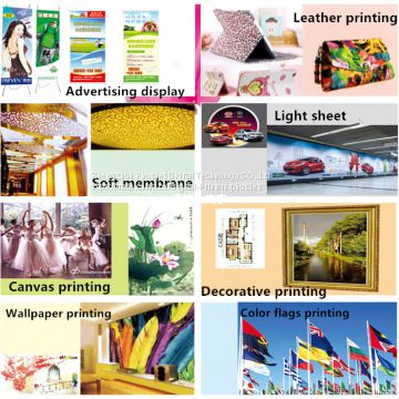 Outdoor Eco solvent printer machinery for printing pictures