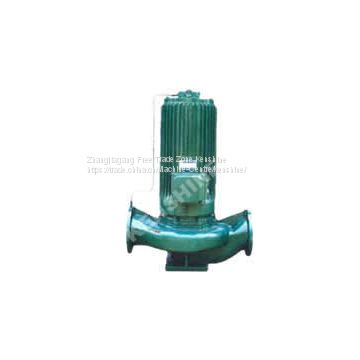 PBG Vertical pipeline screened pump/centrifugal pump/feed water pump