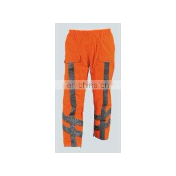 Waterproof pant with reflective tape