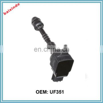 Auto parts High Performance Ignition Coil for 02-06 NISSANs SENTRA 1.8L UF351 C1397