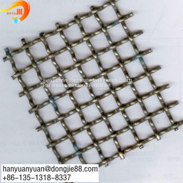 Good Ventilated Crimped Wire Firm Mining