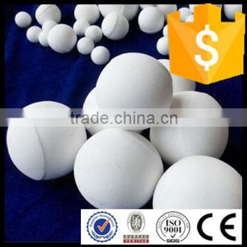 Purity 92% Refractory Grinding Media Alumina Ceramic Balls