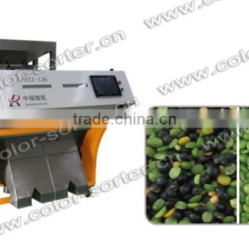 CCD Grain Color Sorter/Beans Rice Sorting Machine With LED Light VV