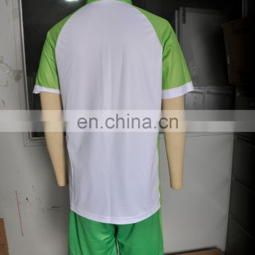 Top quality unisex dri-fit football jersey picture
