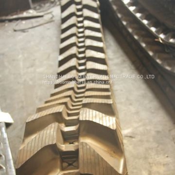 300*71*74 Rubber Track for Excavator Use