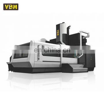 Heavy Duty VBM-2018L CNC Gantry Machining Center Precision Parts Processing Milling Machine for Sale