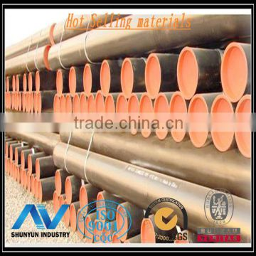 Hot Sale Material Mild Stainless Steel Half Round Pipe For Gas Pipe From Shanghai Supplier