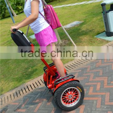 2015 latest new product 2 wheels strong balance electric scooter underwater unicycle chariot adults outdoor sports scooter