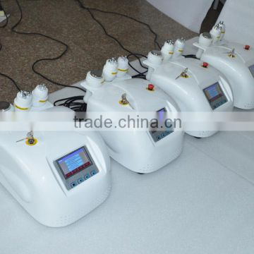 Salon Or Home Use Cavitation And Radiofrequency Machine Keywords Cavitation Rf Machine 2mhz