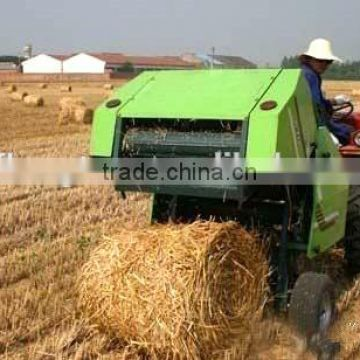 Good function hay round baler machine /star baler made in China with CE ISO  certificate