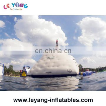 Water Climber Tower , Inflatable Water Iceberg , Inflatable Water Climbing