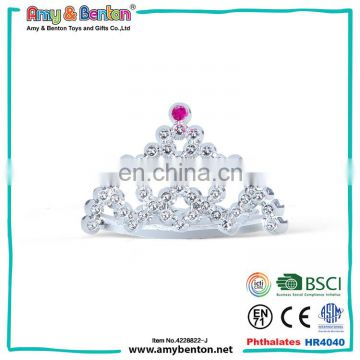 wholesale tiara crown miss world tiara hair crown closure