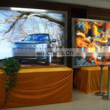Large Capacity High Quality Hot Sale 3d lenticular double side light box Made in China Wholesale