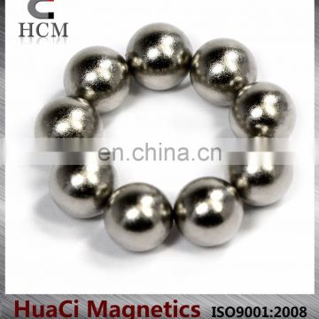 Ball Shape N45 Neodymium Magnet Direct supply from Chinese Factory