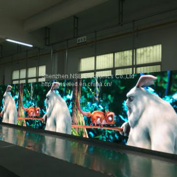 Indoor Rental IRS Series, IRS series indoor rental led display