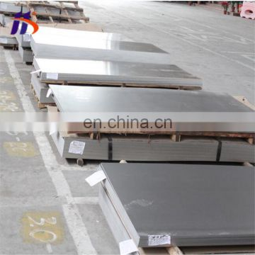 ASTM A240 Duplex stainless steel plate 430 2B BA finish