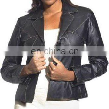 Ladies Leather Jacket Art No: 1126