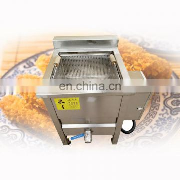 Sunflower frying machine for onion frying popcorn machine