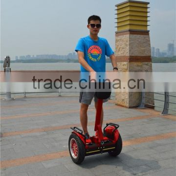 Hot sale electric personal transport vehicle dual wheels scooter Quick charging time self balance bicycle