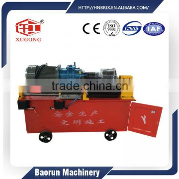 Hot selling Competitive price High speed rebar thread rolling machine From Alibaba                                                                         Quality Choice