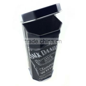 plain metal whiskey tin box maker