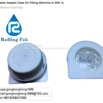 Plastic Tetra&SIG Combibloc Caps for Beverage Filling Machine Aseptic  Filling Machine Package Machine Pak