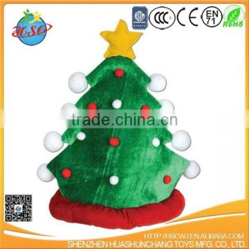 green christmas tree plush christmas tree