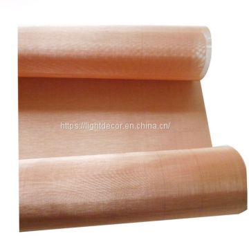 electric conductive fabric copper wire mesh film fabric tape