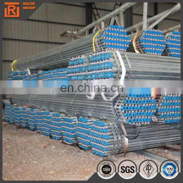 40mm galvanized steel pipe china manufacturer galvanized steel pipe