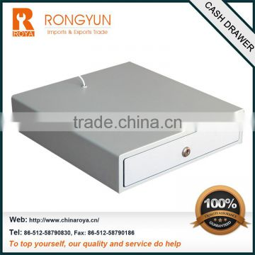 Hot rj12 abs cash drawer Powder coating manual cash drawer