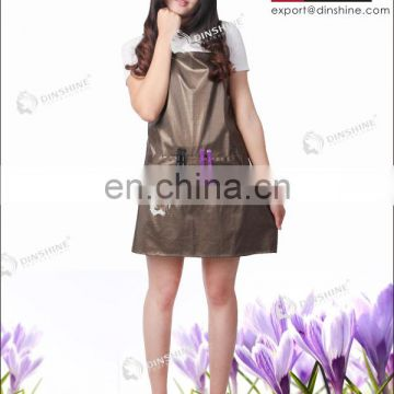 waterproof apron manufacturers with black kimono for sale