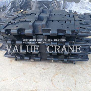 Kobelco BM700 crawler crane track shoe track plate
