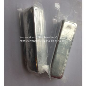indium metal ingot 99.995% price