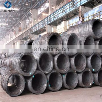 wire rod SAE1008/wire rod steel/SAE 1006 low carbon wire rod