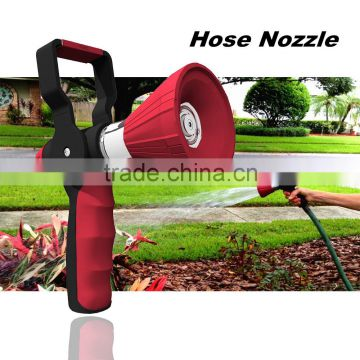 (3226) Heavy Duty Firemen's style Pistol Sprayer valve Big Flow Hose Nozzle