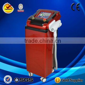 Q switch nd yag laser tattoo removal/pigment removal/speckle removal apparatus