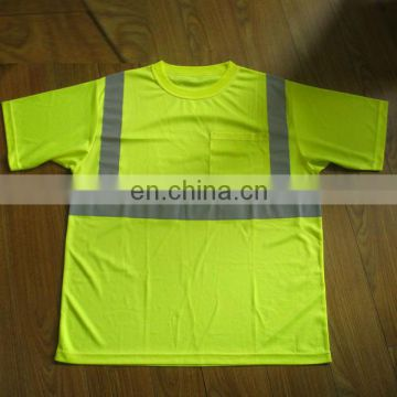RSV031 Reflective safety T-shirt